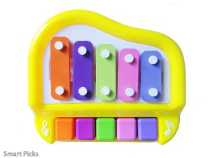 Smart Picks Beautiful Melody Xylophone Color May Vary