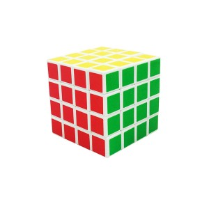 4x4 Speed Cube, Multi Color