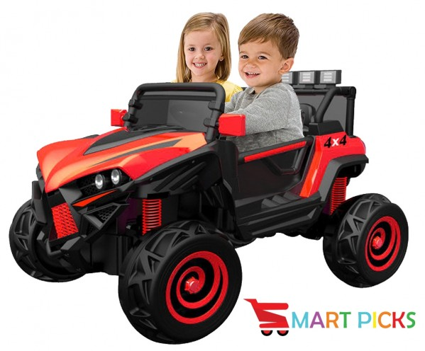 Smart Picks Kids Electric Ride on UTV Car with 12V Battery