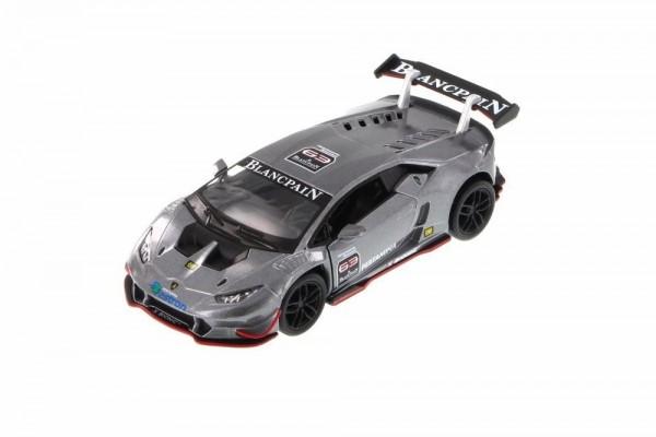 Lamborghini Huracan Lp620 2 Super Trofeo Gray All Toys Games
