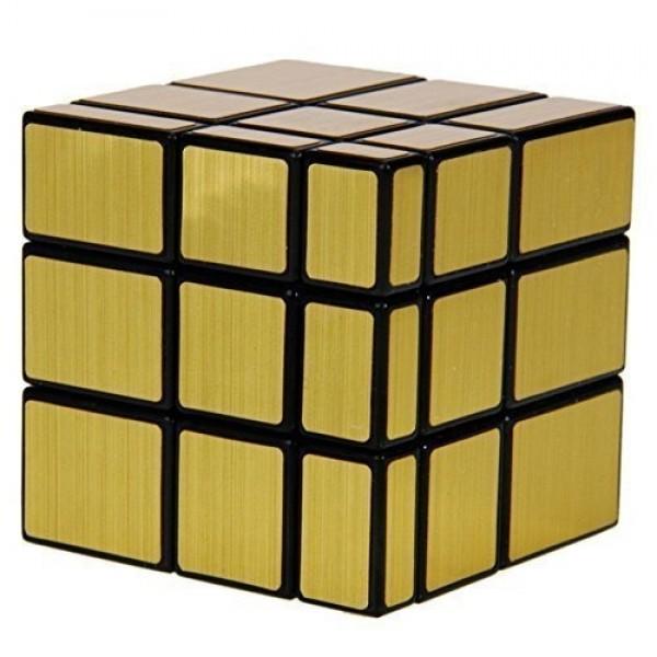 3x3 Mirror Cube Gold